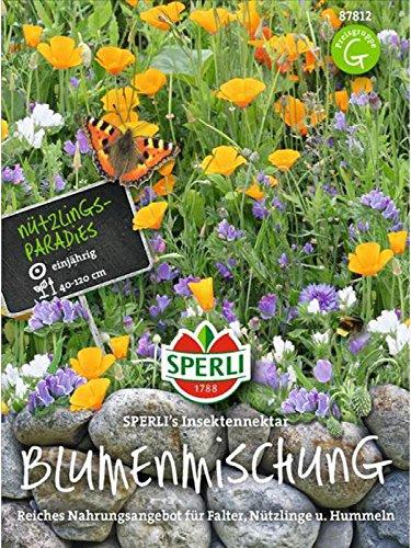 Insektennektar, Blumenmischung