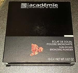 Academie: Eclat de Soleil - Kompaktpuder mit Bräunungseffekt (19 g)
