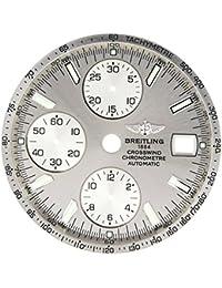 Breitling a1335518/G543windrider crosswind 32mm cadran argent montre pour hommes