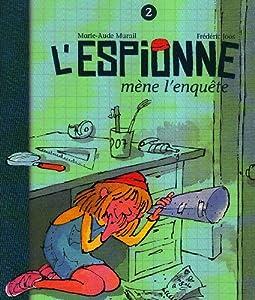 "Afficher ""Espionne (L') n° 2 L'espionne mène l'enquête"""
