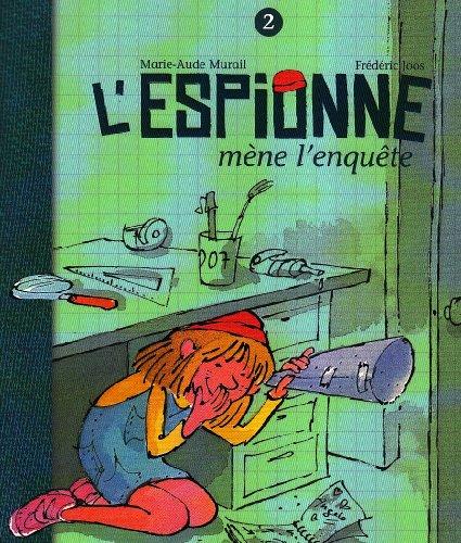 Espionne (L') n° 2 L'espionne mène l'enquête