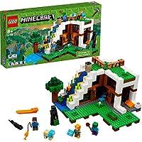 LEGO Minecraft 21134 - Unterschlupf im Wasserfall