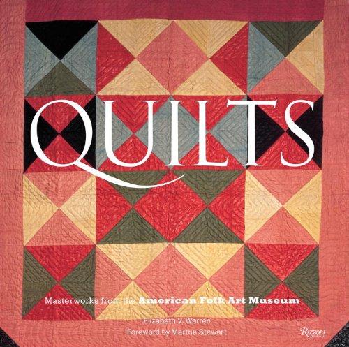 Quilts: Masterworks from the American Folk Art (Folk Costume)