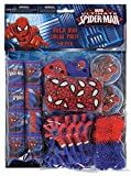 kit 48 regalini dopo festa spiderman,regalini per pignatta,regalini spiderman