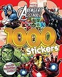 Marvel Super Heroes: la colorazione e prenota attività con 1000 adesivi!