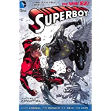 Superboy Vol. 2: Extraction (The New 52) by Scott Lobdell (2013-06-04)