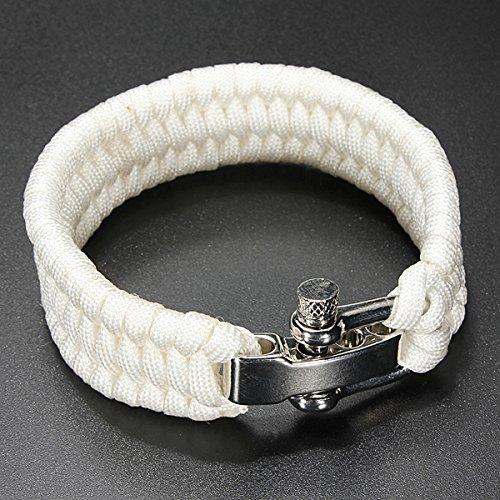 sodialr7-strand-survie-weave-militaire-bracelet-cordon-buckle-blanc