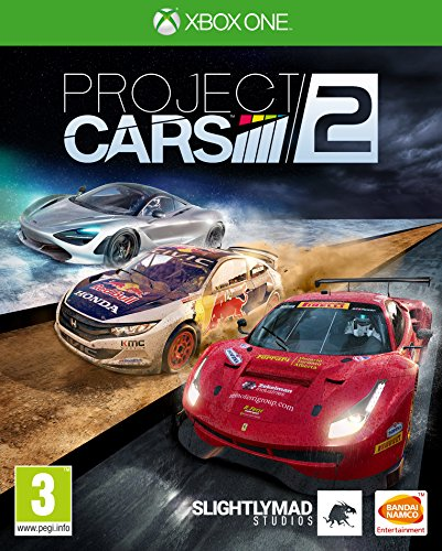 Project Cars 2 (Xbox One) Best Price and Cheapest