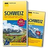 ADAC Reiseführer plus Schweiz: mit Maxi-Faltkarte zum Herausnehmen