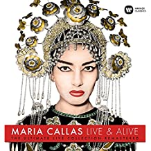 Callas Live and Alive (Remastered)
