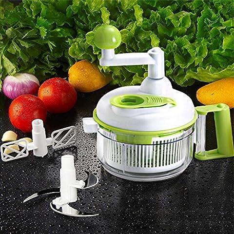 Coupe Legumes Et Oignons - Zogin Robot Hachoir Manuel de Légumes Fruits