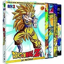 Dragon Ball Z. Las Películas - Box 2