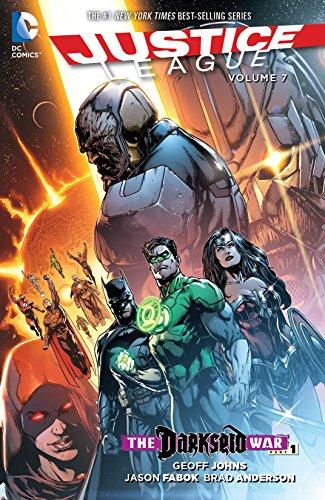 Justice League (2011-2016) Vol. 7: Darkseid War (Justice League Graphic Novel) (English Edition)