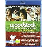 Woodstock (Edicion Limitada - 40 Aniversario) Blu-Ray