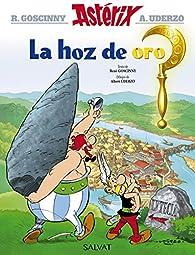 La hoz de oro par Albert Uderzo