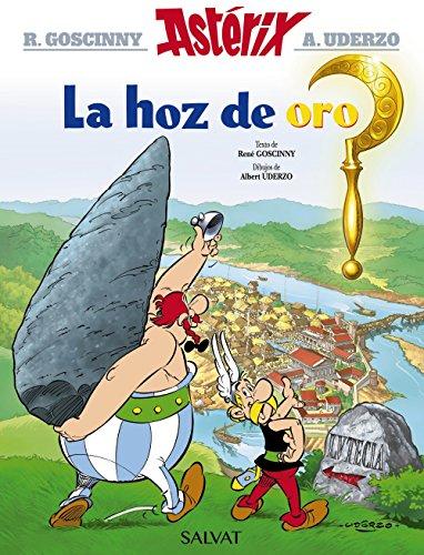 La hoz de oro (Castellano - A Partir De 10 Años - Astérix - La Colección Clásica) por Albert Uderzo