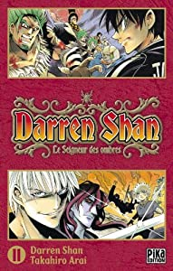 Darren Shan Edition simple Tome 11