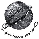Silit Tee-/Gewürzkugel Edelstahl Rostfrei 18 / 10, 7,5 cm Ø