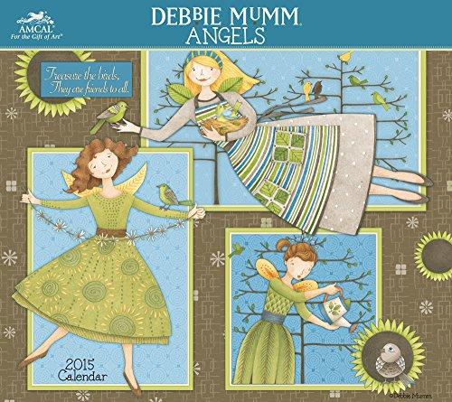 Debbie Mumm - Angels 2015 Calendar - Kalender Debbie Mumm 2015