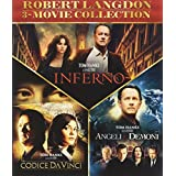 Robert Langdon 3 Movie Collection - Il Codice da Vinci + Angeli e Demoni + Inferno