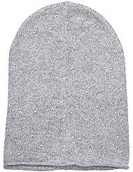 PIECES Damen Strickmütze Pcvunder Stone Cashmere Hood
