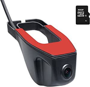 Toguard Hidden Wifi Car Camera 120 Wide Angle Car Dvr Elektronik