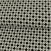 bf8f905c78b8 Suchergebnis auf Amazon.de für: stoff rauten schwarz weiß