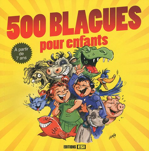 500 blagues pour enfants