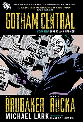 Gotham Central TP Book 02 Jokers And Madmen Cover Image