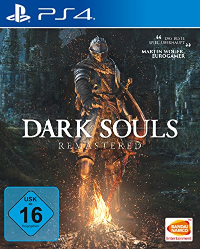 Dark Souls: Remastered - [PlayStation 4]