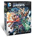 Dc Comics - 330357 - Jeu De Cartes - Deck Building - Crisis Expansion 1