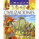 Serie Imagen + Puzzle Civilizaciones (Imagen Descubierta Del Mundo)