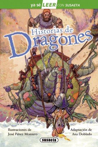 Historias de dragones (Ya sé LEER con Susaeta - nivel 2) por Susaeta Ediciones S  A