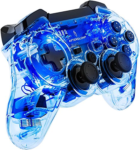 Afterglow Natürlichen (Afterglow Wireless Controller - blau)