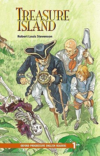 New Oxford Progressive English Readers 1. Treasure Island: 1400 Headwords