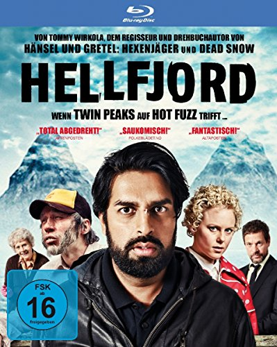 Hellfjord [Blu-ray] (Maske Evil Ash)