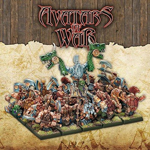 Avatars of War Dwarf Seekers