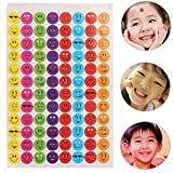 #10: Generic 960Pcs Mixed Expression Smiley Faces Reward Stickers For School Teacher Praise One Piece
