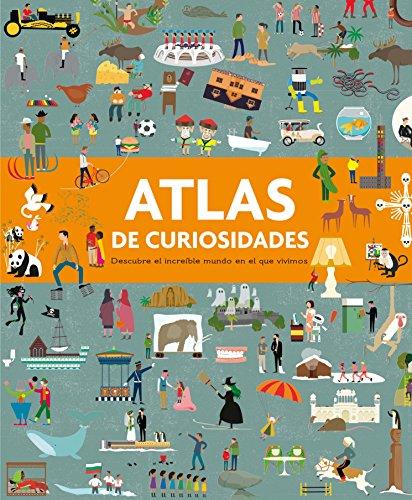 Atlas de curiosidades por Clive Gifford