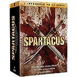 Spartacus - L'intégrale de la série : Le sang des Gladiateurs + Les dieux de l'arène + Vengeance