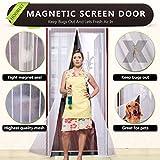 Best Screen Doors - Hoobest Magnetic Fly Screen Door, Heavy Duty Mesh Review