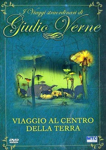 Giulio Verne - Viaggio al centro della Terra