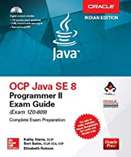OCP Java SE 8: Programmer II Exam Guide