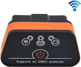 Vgate iCar 2 WiFi WLAN EOBD OBDII OBD 2 KFZ Auto Interface Diagnose Android iOS Windows