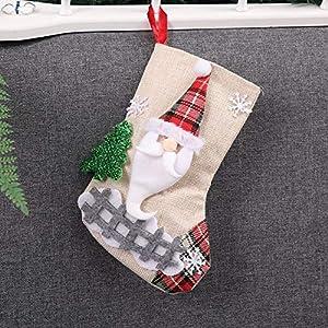 Calcetines de Navidad 10 PC