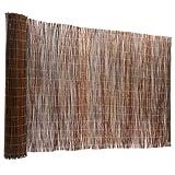 casa pura® Sichtschutz Weidenzaunmatten - Größe wählbar - 200x300 cm