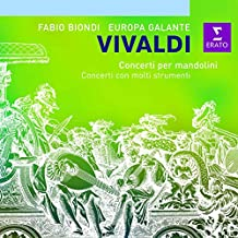 Vivaldi: Concerto in tromba marina, for 2 violins, 2 recorders, 2 mandolins, 2 chalumeaux, 2 theorbos, cello, strings & continuo in C, RV 558