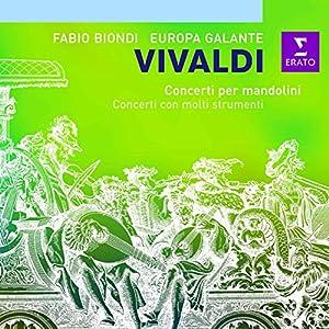 """Afficher """"Concerti per mandolini, Concerti con molti strumenti"""""""