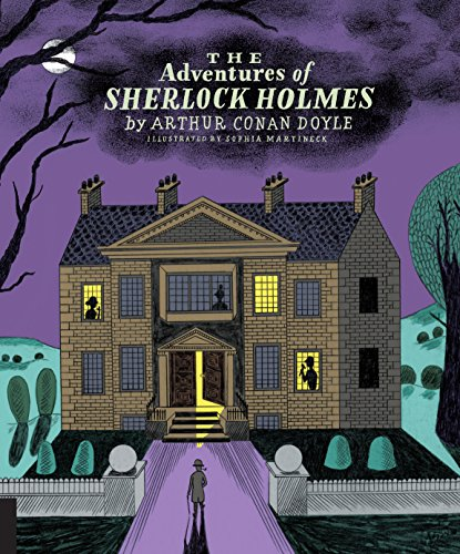 Classics Reimagined, The Adventures of Sherlock Holmes