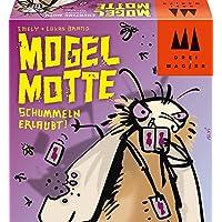 Schmidt-SpieleDrei-Magier-40862-Mogel-Motte Schmidt Spiele 40862 Mogel Motte, Drei Magier Kartenspiel -